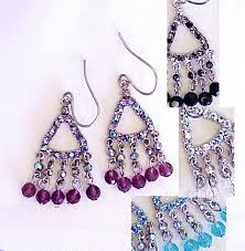 20 00 a pack ar731 jpg 128534 bytes item ar731 swarovski crystal beaded chandelier earrings