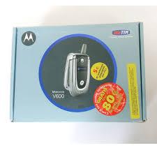 Motorola V600 GSM Unlocked Quadband ...