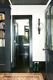 best paint for interior doors and trim photo 2 of 4 dark trim matches bookcases white walls wood ceiling matches trim interior door could