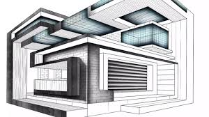 modern architecture drawing. MODERN ARCHITECTURE DRAWING Modern Architecture Drawing O