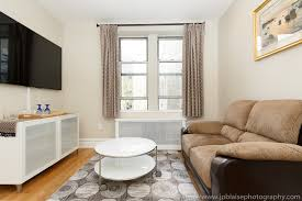 Nyc Living Room Nyc Interior Photographer Work Of The Day Recently Renovated One