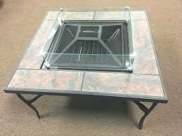 tempered glass for fire pit fireplace grills fire pits tempered glass wind guard for fire pit