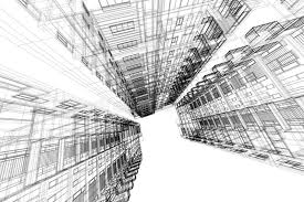 architecture building drawing. Plain Drawing Download High Building Structure Architecture Abstract 3d Illustrationarchitecture  Drawing Stock Illustration  Throughout D