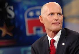 Florida: Now You Are Surprised by Rick Scott? - scott-rick-scary