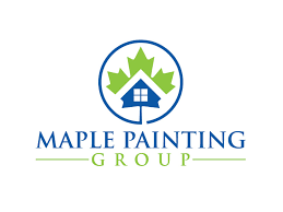 Painting And Decorating Logo Design Amazing Elegant Playful Painting And Decorating Logo Design For Maple