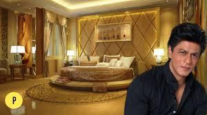 Interior Design Of Mannat Inside Shahrukh Khans House Mannat Youtube