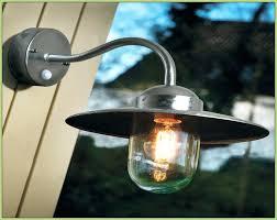 motion sensor outdoor light battery lighting post with heath zenith degree sensing activated in bla