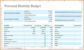 Household Budget Sample Worksheet Annual Household Budget Template Monthly Family Bud Planner