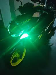Yamaha Aerox Led Lights Yamaha Aerox 155 Led Parking Light Motorbikes Motorbike