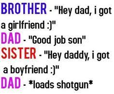 Prom Dates and Dads on Pinterest | Prom Date, Shotguns and Dads via Relatably.com