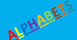 Hasil gambar untuk cara membaca alphabet bahasa inggris