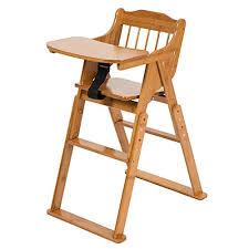 adjustable height chair. ELENKER Baby Wooden Folding High Chair With Tray Adjustable Height By W