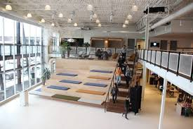 Uber office design Studio Built In Converted Former Pittsburgh Restaurant Depot Alongside The Allegheny River The 80000squarefoot Facility Houses Hundreds Of Uber Engineers Who Geekwire Inside Ubers Selfdriving Tech Center In Pittsburgh Glimpse Of