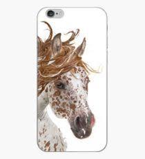 appaloosa beauty iphone case
