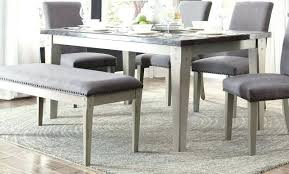 bluestone dining table round pedestal dining table with