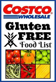 Costco Gluten Free Foods List Queen