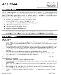 Veteran Resume Examples Custom Military Resume Builder Military Veteran Resume Military To Civilian