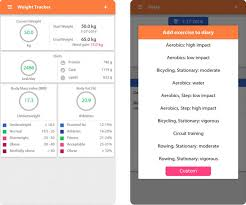 5 Best Apps To Help You To Gain Weight Free Apps For