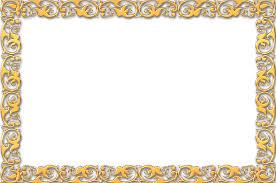 gold frame border png. Frame Border Clipart Gold Png P