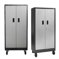 metal storage cabinet with lock. Delighful Cabinet Charming Metal Storage Cabinet With Lock With Garage Shelving  Units Racks Cabinets More At Intended S