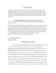 summarizing essay examples co summarizing essay examples