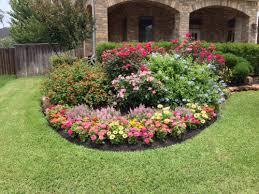 front yard flower garden - Google Search