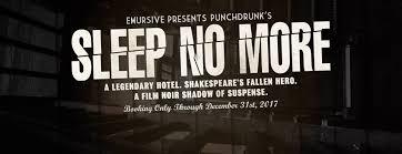 「sleep no more」的圖片搜尋結果