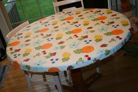 sewing fitted tablecloths for table decoration ideas