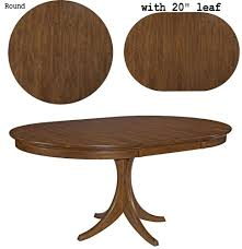 36 Round Dining Table With Leaf 36 Round Dining Table With Leaf Round Dining Table With Leaf