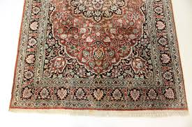 Tappeto Tessuto A Mano : Magnifico tappeto tessuto a mano in seta di cashemre motivo