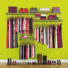 3 6 ft classique configurations closet kits