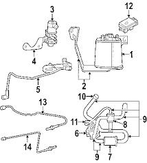com acirc reg jeep emission system emission components vapor 2003 jeep grand cherokee laredo v8 4 7 liter gas emission components