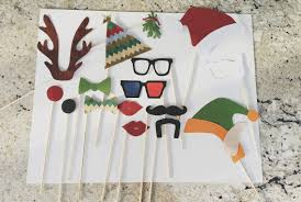 Christmas Booth Ideas Life Is Sweet Christmas Photo Booth Props