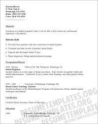 Dental Assistant Objective For Resume Dental Assistant Resume Sales Dental Lewesmr 71