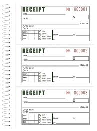 15 Rent Receipt Booklet Sample Paystub
