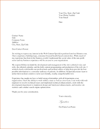 Example Of Email Cover Letter For Job Application Huanyii Com