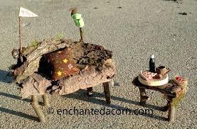 furniture fairy. Diy Fairy Garden Furniture Twig M