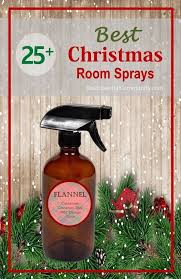 the 25 best holiday room spray recipes made with essential oils