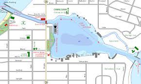 Round Lake Map Charlevoix County Michigan Fishing Michigan