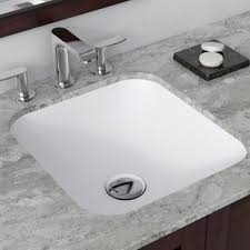 Square Undermount Sinks Youll Love Wayfair