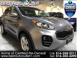 Kia Sportage Emissions Warning Light Used 2017 Kia Sportage Lx Awd For Sale In Queens Ny 11001