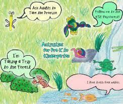 Conservation Of Nature Chart For Kids Bedowntowndaytona Com