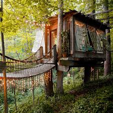 Exotic Tree Houses The Exotic Treehouse Getaway In Georgia Good Sht Ozy