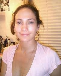 jennifer lopez without makeup 1