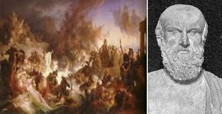 Αποτέλεσμα εικόνας για Οι προβλέψεις του Αισχύλου για το ελληνικό έθνος
