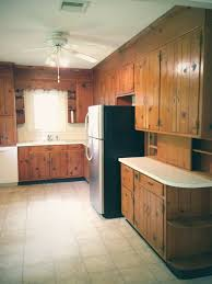 Painted Knotty Pine Renovating Pine Kitchen Cupboards Painting Your Kitchen Cabinets