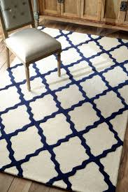 best rugs images city farmhouse country style navy blue moroccan trellis area rug medium