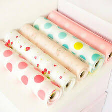 Golden sunset weathered polka dot, 36x24, matte paper. Polka Dots Shelf Contact Paper Cabinet Drawer Liner Kitchen Table Mat Color Pink For Sale Online Ebay