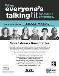 4974 etai news literacy roundtables flyer