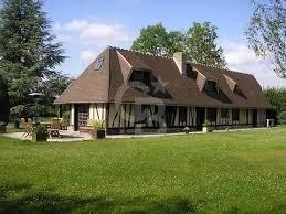 maison avec piscine haute norman